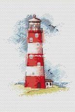 Nadezhda Nagornaya. Lighthouse 1