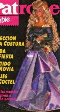 Patrones Barbie №1 Spanish