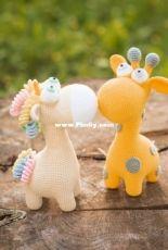 @mammi_toys - MommyPatterns - Giraffe - English or Russian