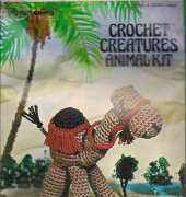 Vogart crafts- crochet creatures animal kit- 3014 Camel