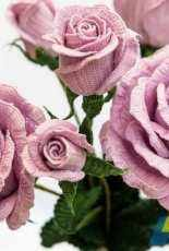 Happy Patty Crochet - Blue Moon Rose - Russian - Translated