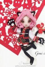 Gomi Chen - Cat Woman -  Translated