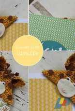Mrs Hooked - Bookmark Giraffe - Dutch - Free