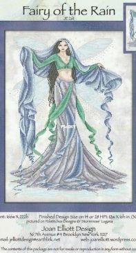 Joan Elliott JE261 Fairy of the Rain
