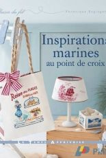 LTA-Inspirations Marines au Point de Croix by Véronique Enginger-2016-French