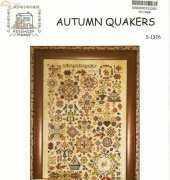 Rosewood Manor  S-1326 - Autumn Quakers