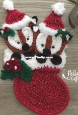 Nellas Cottage - Jen Mitchell - The Stocking Foxes