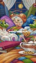 HAED Randal Spangler - Pajama Time