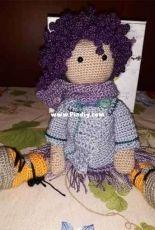 Doll Monja - CAROcreated