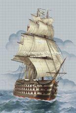 Ship by Ekaterina Volkova