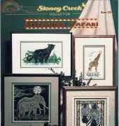 Stoney Creek - Book 221 - Stitchin Safari