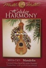 Mill Hill MH16-7303 Holiday Harmony - Mandolin