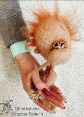 Svetlana Pertseva - Baby Monkey
