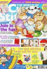The World of Cross Stitching TWOCS Issue 100 August 2005