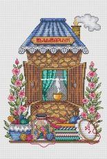 Handmade House by Anna Petunova