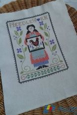 Little House Needleworks - Chart 54 - My Needle's Work