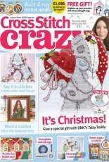 Cross Stitch Crazy 235 – Christmas 2017