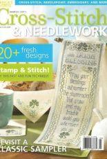 Cross Stitch & Needlework March 2011