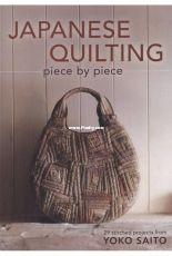 Yoko Saito - Japanese Quilting Piece by Piece-Interweave