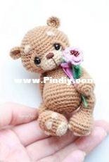 NansyOops - SunnyBunny - Anastasia Kirsanova - Teddy bear Max