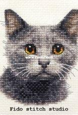 Fido Studio GREY CAT