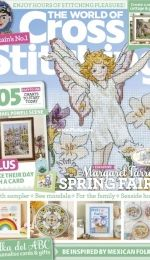 The World of Cross Stitching TWOCS Issue 306 - May 2021