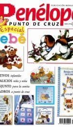 Penelope Punto de Cruz No. 81 Especial Bebé - Spanish