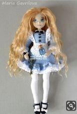 Maria Gavrilova - Alice in Wonderland - English