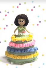 Nada Crochet -Amigurumi Moled Doll
