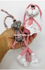 Little Owls Hut - Svetlana Pertseva - Small Rabbit Dude Keks - German