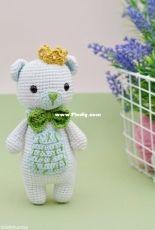 Les petites Mains de Khuccay - Khuc Cay - Rupert the little bear