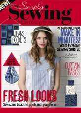 Simply Sewing-Issue 6-July-2015 /no ads