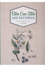 Veronique Enginger-Retro Cross Stitch: 500 Patterns, French Charm for Your Stitchwork-2018