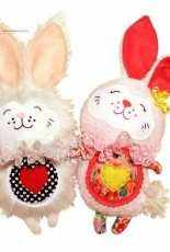Dolls and Daydreams - Love Bunnies/The White Rabbit Sewing Pattern