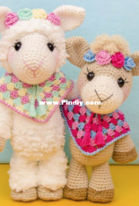 One and Two Company - Carolina Guzman - Astrid the Alpaca Amigurumi