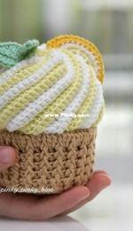 Pinky Pinky Blue - Nadejda Khegay - Lemon Cupcake