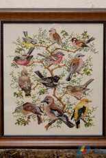 Eva Rosenstand - Tree with birds