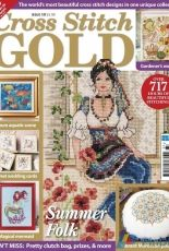 Cross Stitch Gold Issue 137 April 2017
