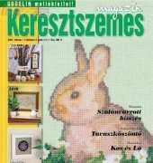 Keresztszemes - Hungarian Cross Stitch Magazine 11 (2005 March)