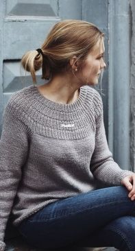 Anker´s Sweater - My Size by PetiteKnit