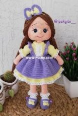 İpekgibi - Alice Doll - Turkish