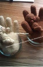 Zwaantje Creatief - Zwaantje Heerlien - Baby on a Palm - Russian - Translated - Free