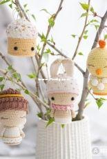 Aradiya Toys – Olka Novytska – Easter Minis