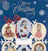 Two Designs from Gloria Pat Merry Christmas 1998 .pat