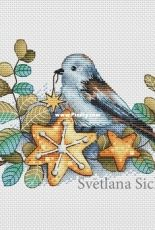 Svetlana Sichkar - Birdie with a star