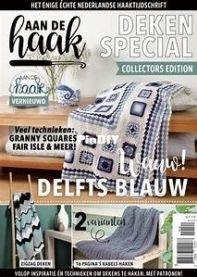 Aan de haak - Blanket Special Issue - Dekenspecial - 2020 - Dutch