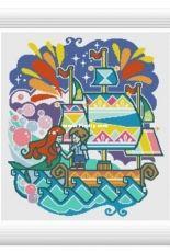 DoNa Stitch Fairy Tale Series - Little Mermaid