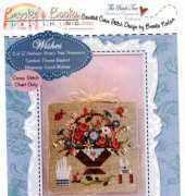Brooke's Books - Heirlon Bride's Tree Ornaments 3 of 12 Wishes - 2011