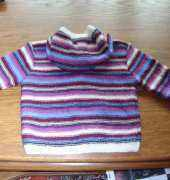 Baby jacket 3 for Claudia