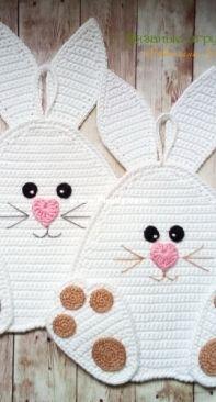 Svetlana Zabelina - Easter Rabbit  - Светлана Забелина - Пасхальныи Кролик - Russian
